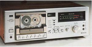 Vintage Sansui electronic 1974