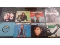 SHAKIN' STEVENS 30 X SINGLES & 9 X ALBUMS