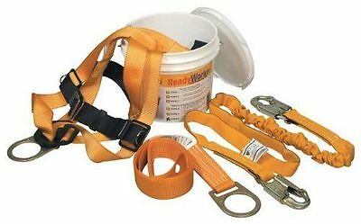 Miller Titan By Honeywell Tfpk-1u6ftak Ready Worker Fall Protection Kit Unive