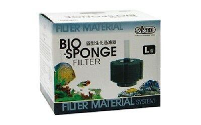Ista Bio Sponge Filter Large Round Round Sponge Filter