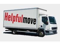 URGENT MOVERS MOVING VAN AND MAN HIRE HOUSE OFFICE FLAT REMOVALS BIKE MOPED DELIVERY PUMP TRUCK