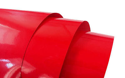 Best Quality RED Gloss Vinyl Wrap Sheet Car Wrap Vinyl Wrapping: Air Bubble