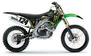 KX450F Monster Graphics