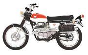 Honda CB 350 Motorcycle