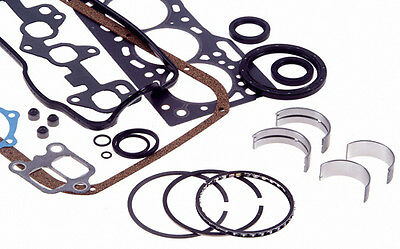SBC 350 Chevy Rering Kit Engine Kit All Brand Names Rings Bearings Gaskets