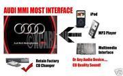 Audi iPod Interface