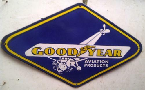Used Tires Akron Ohio >> Goodyear Porcelain Sign | eBay