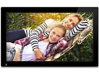 SEALED!!!! nixplay 18.5 inch Wi-Fi Cloud Digital Photo Frame. iPhone & Android App, Email, Facebook