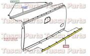 F150 Tailgate Moulding