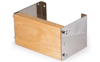 Motorhalter Motorhalterung Außenborder neigbar bis 12 PS Edelstahl Boot Motor