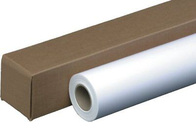 Pm Bond Paper - For Inkjet Print - 36 X 150 Ft - 20 Lb - 92 Brightness - 1