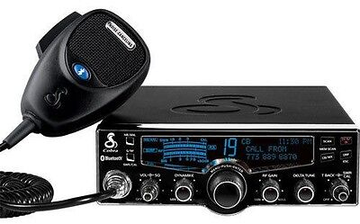 Cobra 29LXBT RB CB Radio Bluetooth Wireless Hands Free Calling 4 Color LCD NOAA