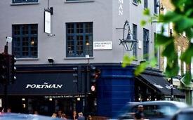 Restaurant Host/Hostess & Events Coordinator - Central London, Marble Arch
