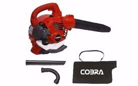 New - Cobra 26cc Petrol Powered Blower Vacs, Ballynahinch