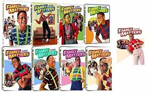 Family Matters: The Complete Series 1-9 / Brand New