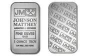 20 oz Silver Bar