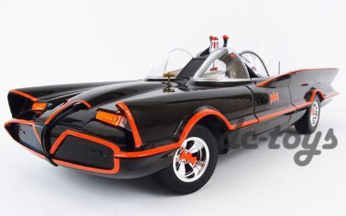 West Coast Corvette >> 1:18 Diecast Cars Batmobile | eBay