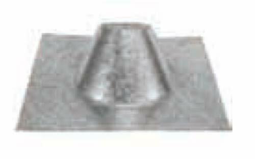 "DuraVent 4PVP-F12DS 4"" Inner Diameter - Type L Chimney Pipe - Dou, Aluminum"