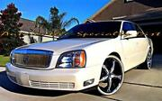 Cadillac DeVille Gold Grill