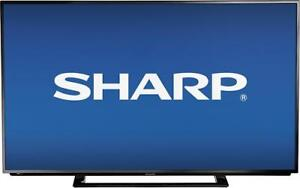 "42"" Sharp 1080p 120hz LED HDTV"