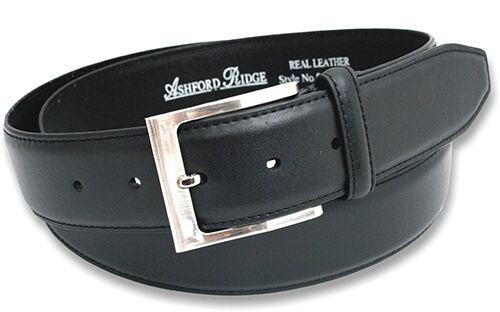 Ashford Ridge Real Leather Men's Suit and Trouser Belt