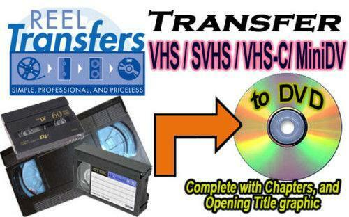 Where Can I Sell My Vhs Tapes >> Mini DV to DVD Converter | eBay