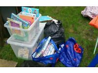 Car Boot Joblot of Over 100 Childrens Books £50 ONO