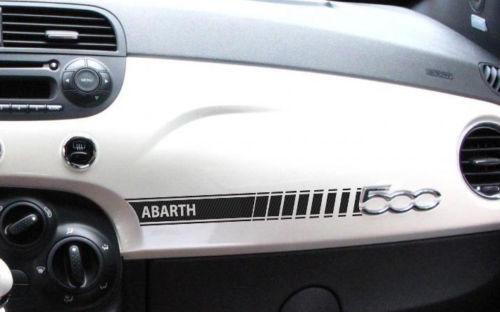 Fiat 500 stickers ebay
