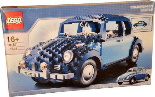 lego vw k fer ebay. Black Bedroom Furniture Sets. Home Design Ideas
