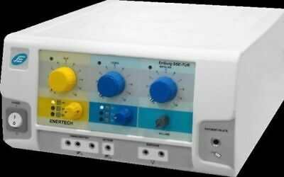 Electro Surgical Generator 400w Sse Tur For Skin Surgical Cautery Unit Machine