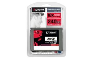 Kingston 240GB SSD Gaming Harddrive