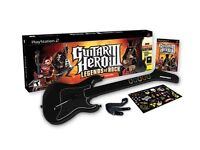 Guitar Hero III: Legends of Rock for PlayStation 2