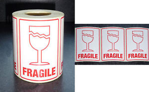 25-Large-FRAGILE-Labels-75x105mm-3-x-4-Top-Quality-with-Glass-Sticky