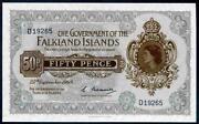 Falklands Banknotes