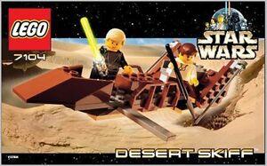 LEGO-7104-Star-Wars-Desert-Skiff-INSTRUCTION-MANUAL