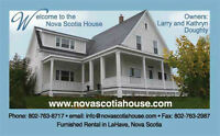 South Shore - Oceanview Vacation Rental - LaHave