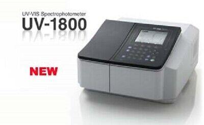 Shimadzu Uv-1800 Double Beam Uvvisible Scanning Spectrophotometer
