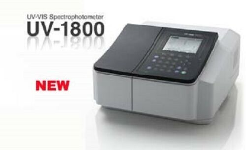 Shimadzu UV-1800 Double Beam UV/Visible Scanning Spectrophotometer