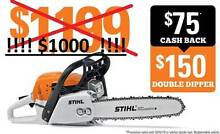 STIHL MS 291 CHAIN SAW WITH CASH BACK , GET IN QUICK Golden Square Bendigo City Preview