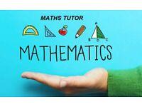 GCSE Maths Online Tutor