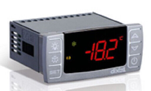 Dixell Controller XR40CX for Refrigeration, 115VAC