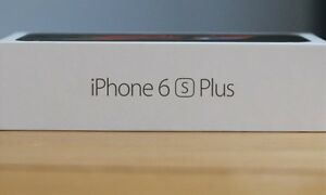 Apple IPhone 6S plus -GOLD ****** Apple Warrany March 2017****