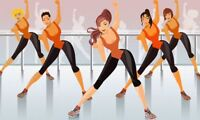 would u like keep your healthy lifestyle up w fun dance workout