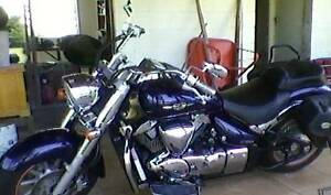 2009 Suzuki Boulevard Motor bike imaculate condition Toukley Wyong Area Preview