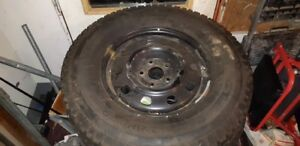 """17"""" WINTER TIRES - BOLT ON - NO WAITING"""