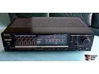 hitachi stereo amplifier audio