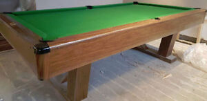 Brunswick Imperial VIP Pool Table (this weekend only $1050.00)