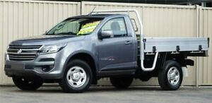 2017 Holden Colorado RG MY17 LS (4x4) Grey Mica 6 Speed Automatic Cab Chassis Lismore Lismore Area Preview
