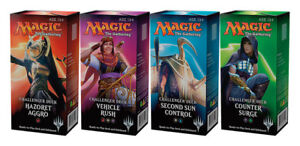 Magic The Gathering Challenger Decks Available @ Breakaway