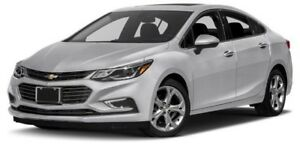 2017 Chevrolet Cruze Premier Auto Leather Upholstery, Climate...
